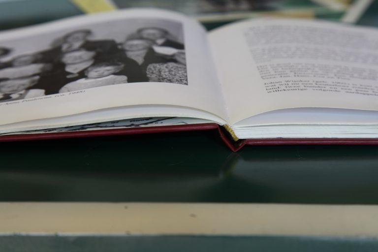 Uw gebonden boek is klaar!