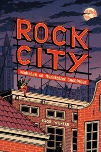 Rock City boek levensverhalen