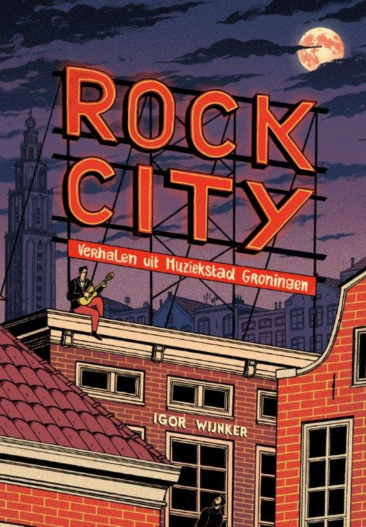 Rock City boek levensverhalen