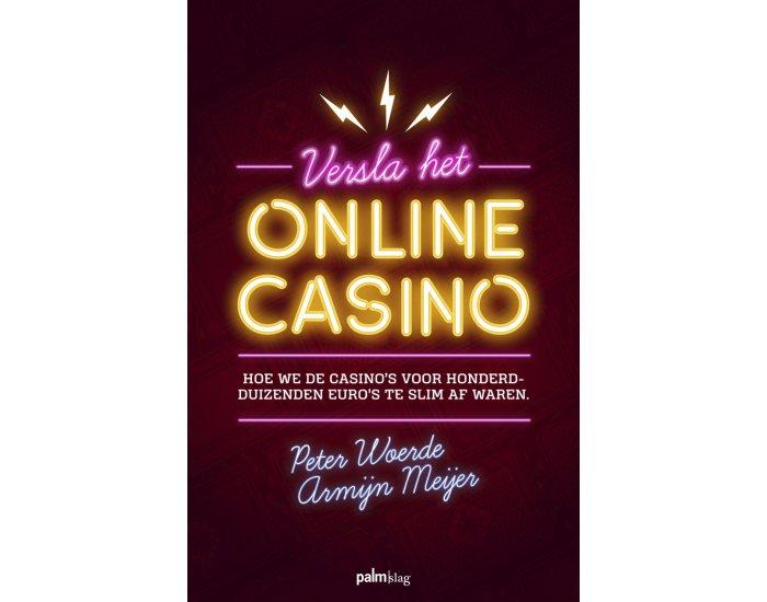 boek Versla het online casino